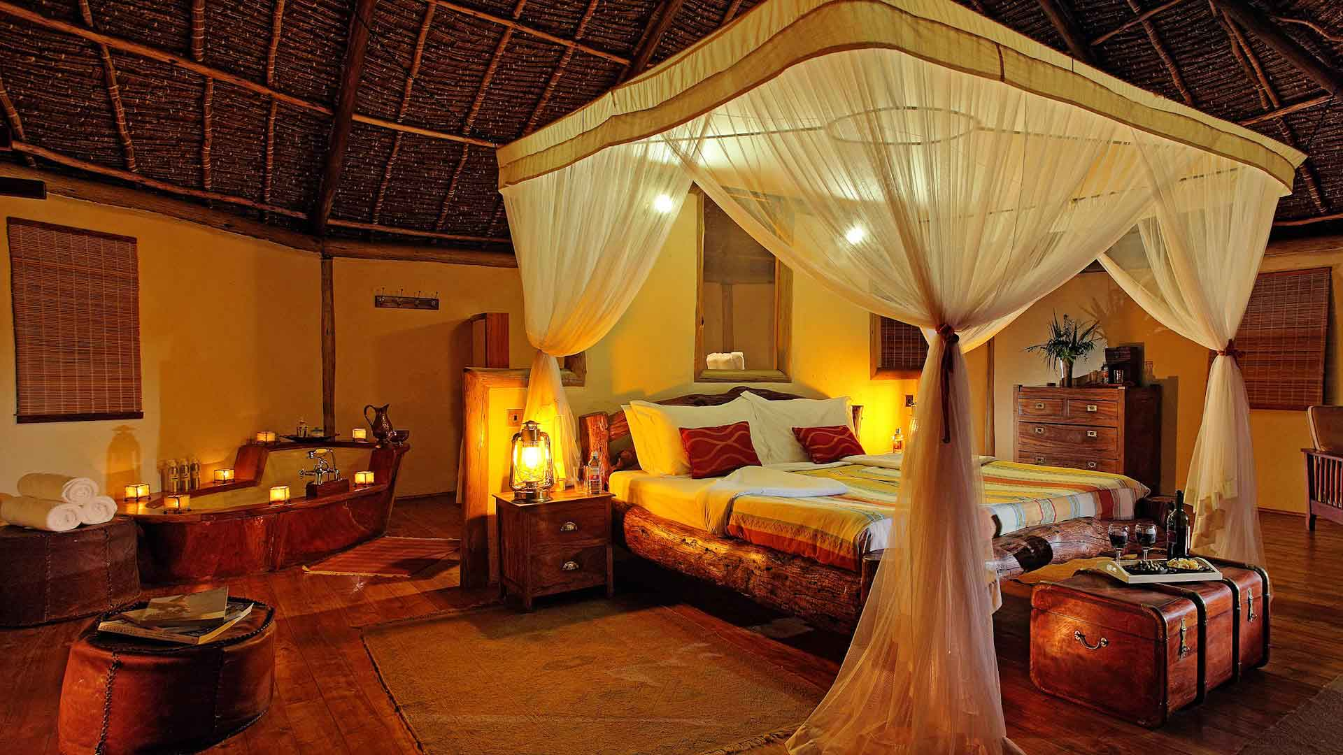 African Travel Specialists Tortilis Private Camp Africa