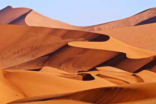 Red Sand Dunes Taste of Namibia African Safari African Travel Specialists Africa