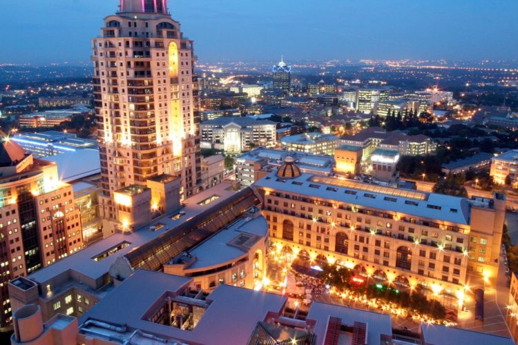 Sandton Sun Sandton Johannesburg South Africa Africa African Travel Specialists