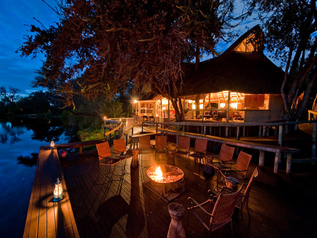Experience a Botswana Luxury Fly-in Safari, with The African Travel Specialists, while staying at Savuti Cam[ located in the Savute Channel