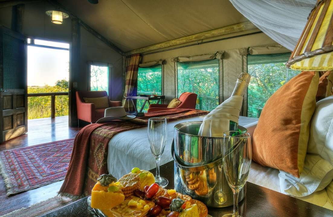Africa African Travel Specialists Botswana Botswana Fly-in Safari Shinde Camp