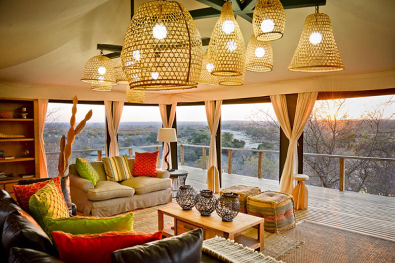 Simbavati Hilltop Lodge Kruger Game Lodge South Africa Africa African Travel Specialists
