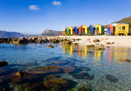St James Bach Cape Town South Africa Africa African Travel Specialists