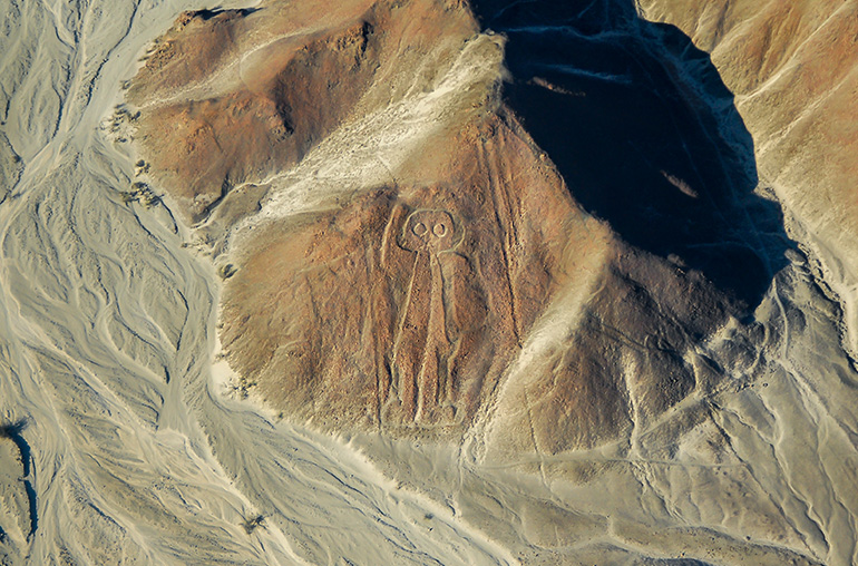 Nazca Lines Paracas Desert Peru South American Travel Specialists South America