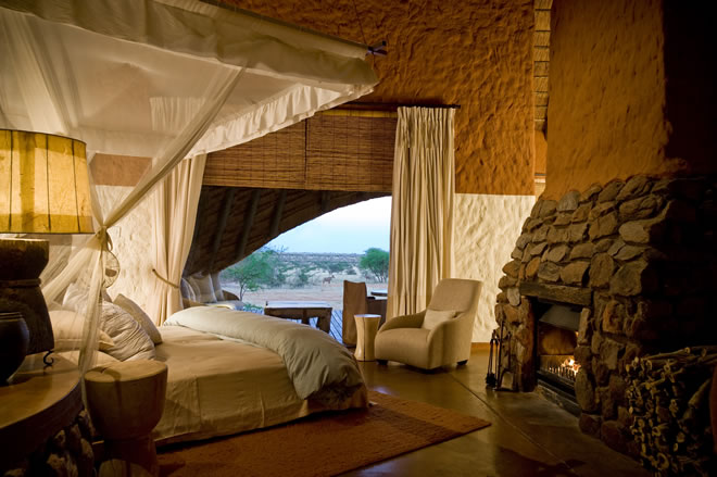 Tswalu Fly In Safari Motse Suite Kalahari South Africa Africa African Travel Specialists