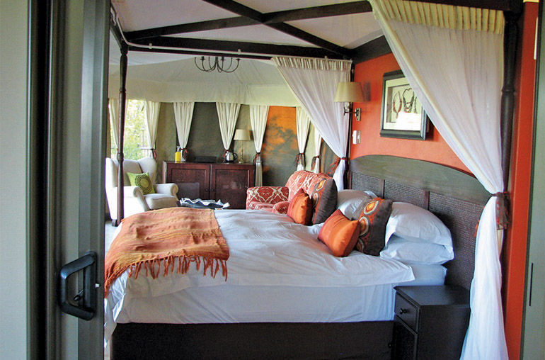 Africa African Travel Specialists Zimbabwe Victoria Falls Elephant Camp