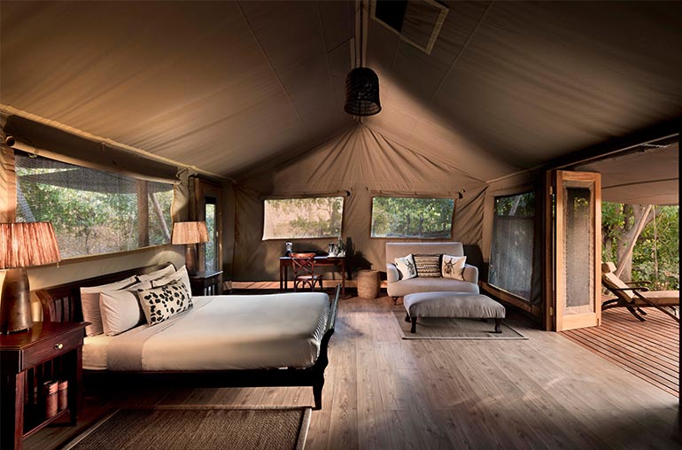 Walking Safari Botswana Adventure  Botswana African Travel Specialists Africa linyanti bush camp