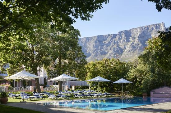 Mount Nelson Hotel Cape Town South Africa Africa African Travel Specialists