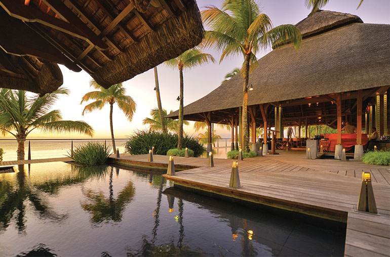 Mauritius Accommodation Trou aux Biches  Beach accommodation African Travel Specialists Africa