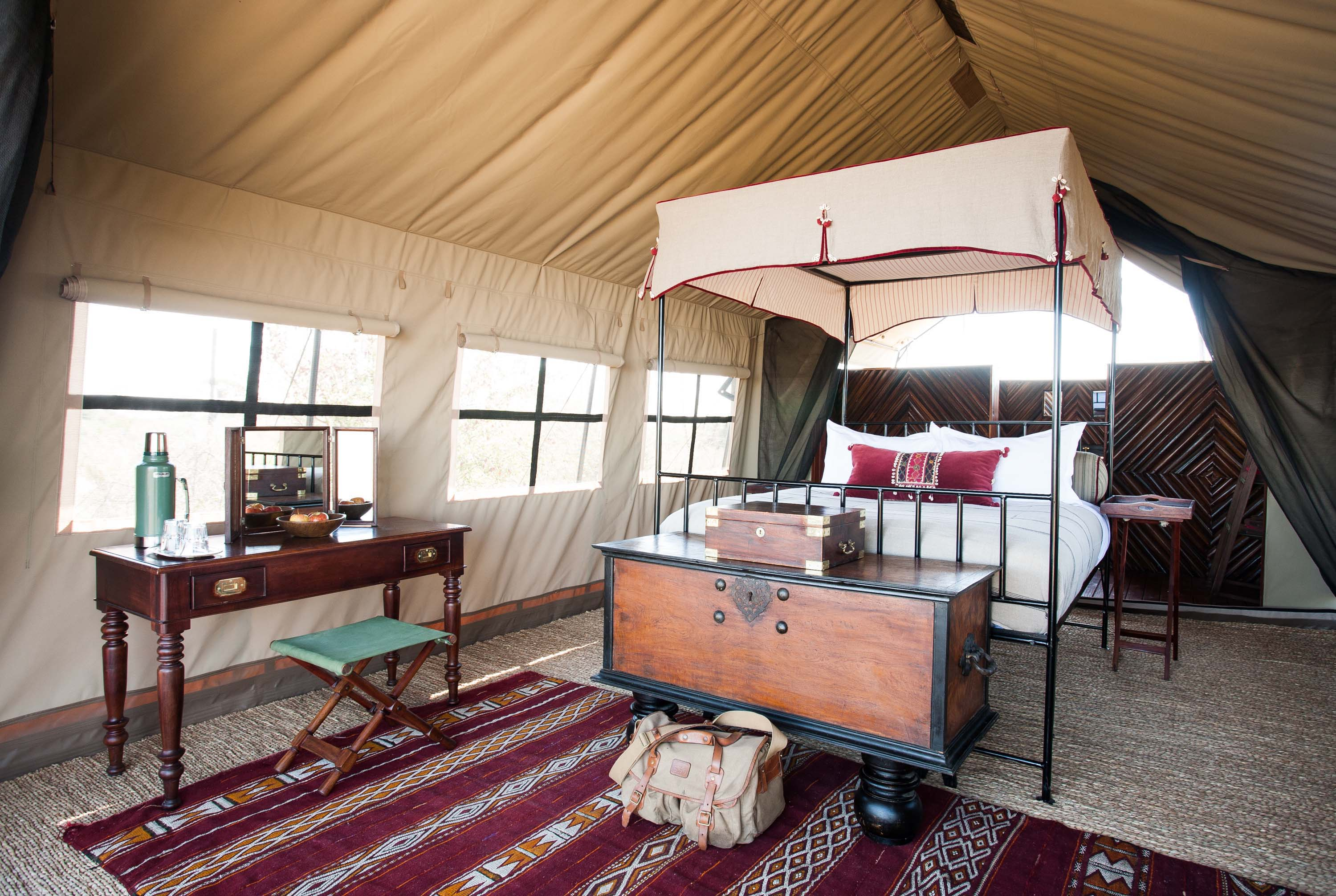 Camp Kalahari Africa African Travel Specialists Botswana Botswana Fly-in Safari
