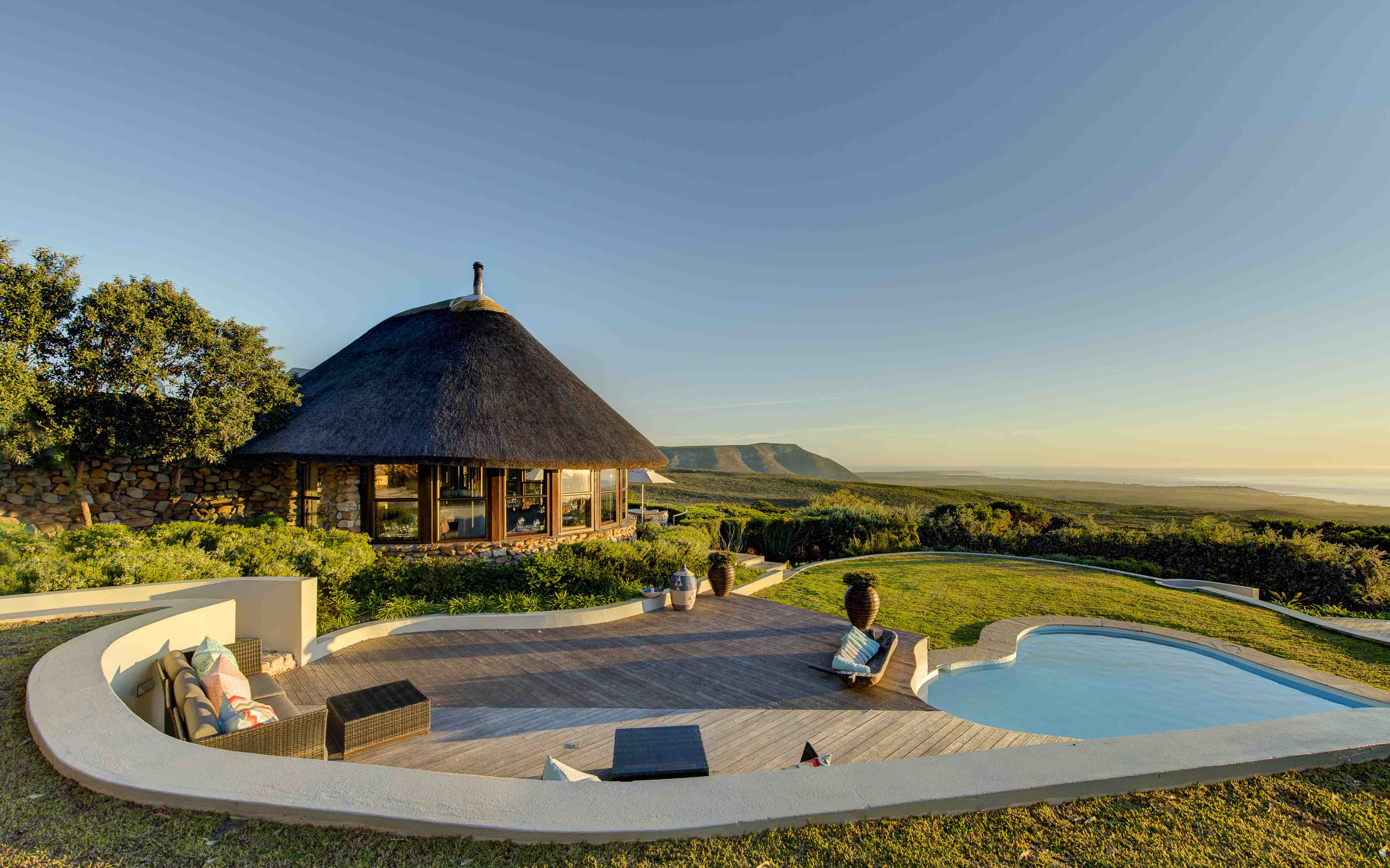Luxury stays on garden route grootbos travel specialist for Luxury stays