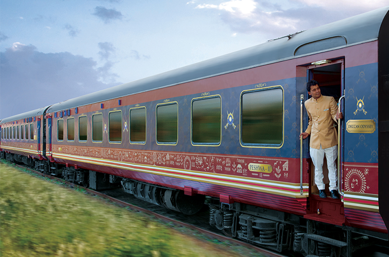 deccan odyssey india train travel india tours and travel specialists