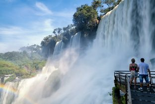 IGUAZU FALLS brazil argentina south american travel specialists