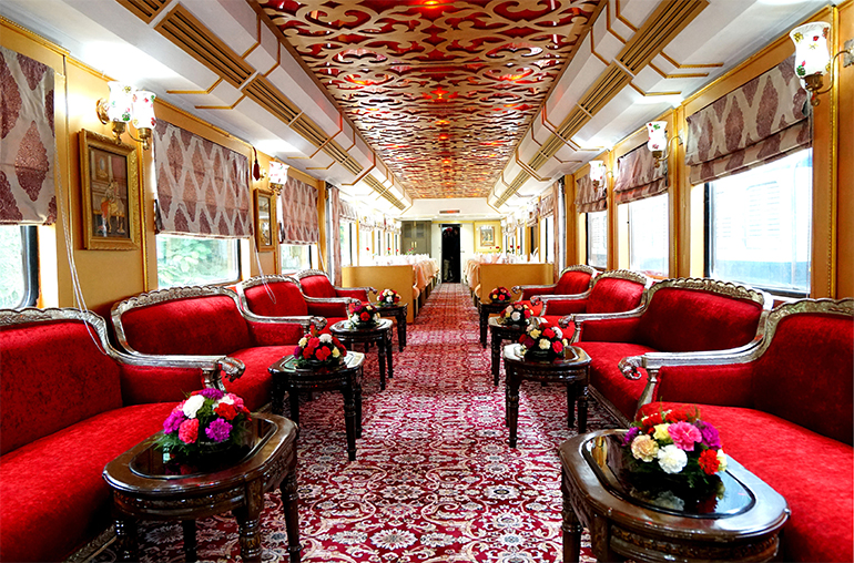 palace on wheels india train travel india tours and travel specialists