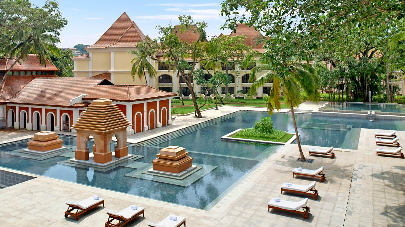 Park Hyatt Goa Goa Getaways India Tours and Travel Specialists