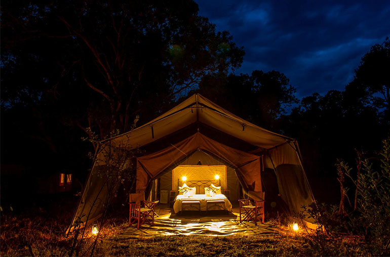 Enaidura luxury mobile camp africa african travel specialists kenya
