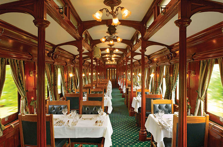 """ROVOS"" Rail  Cape Town Pretoria South Africa Luxury Train Travel Train Travel African Travel Specialists"