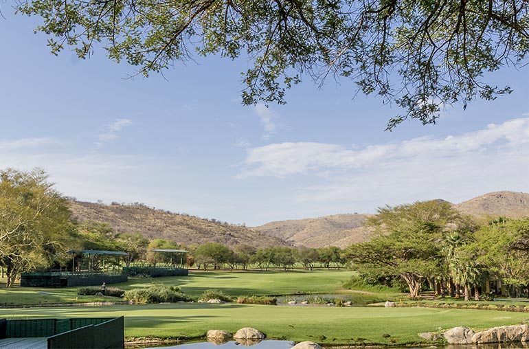 sun city golf course lost city south africa rovos rail