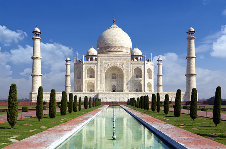 Taj Mahal India Agra India Tours and Travel Specialists
