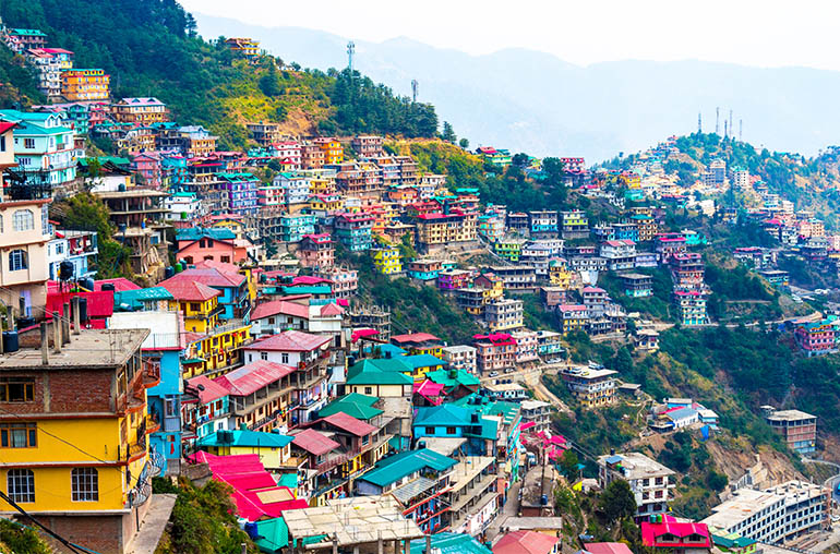 Shimla  Himachal Pradesh India India tours and travel specialists