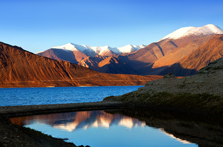 pangong lake india tours and travel specialists