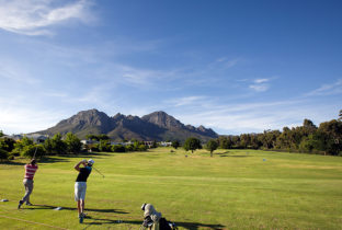 Luxury Golfing in South Africa