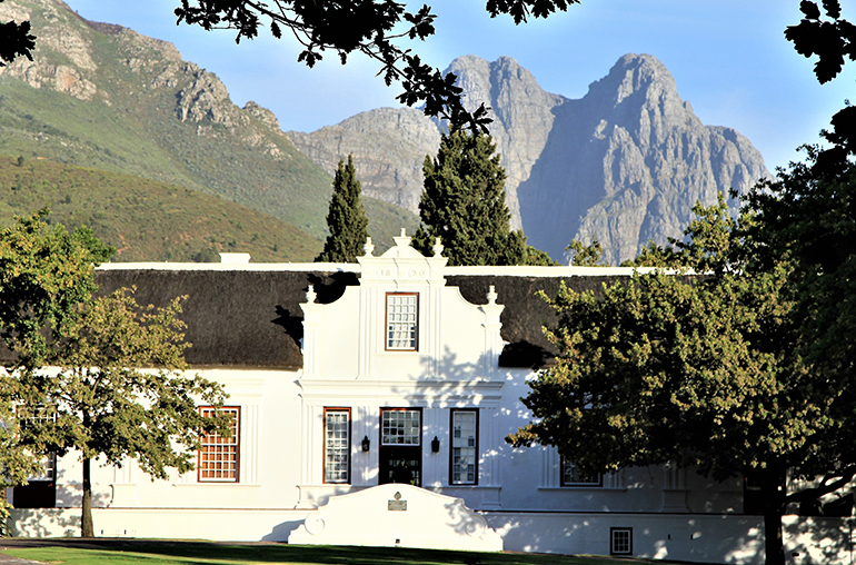 Luxury Wine Journey African Travel Specialists Manor House South Africa