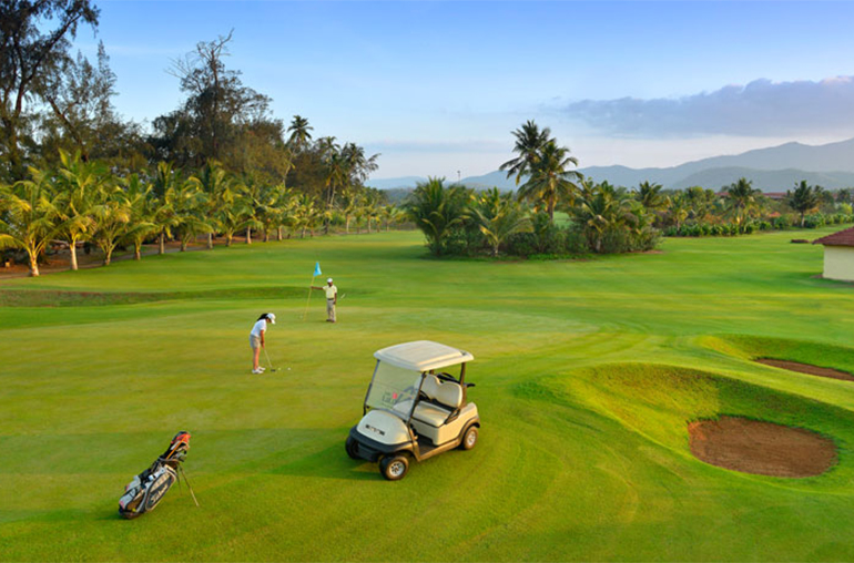 The LaLiT Golf & Spa Resort Goa  Golf course