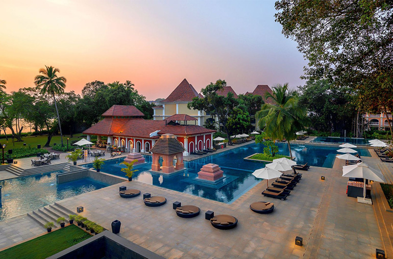 Grand Hyatt Goa India India Tours and Travel Specialists