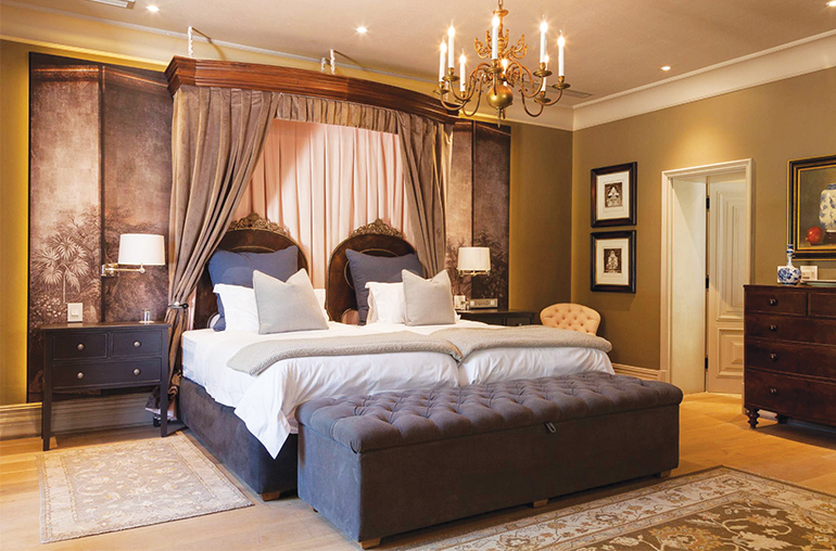 Lanzerac Hotel & Spa South Africa Winelands