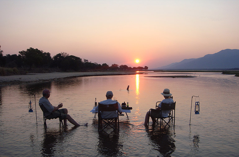 Mana Pools National Park zimbabwe africa african travel specialists