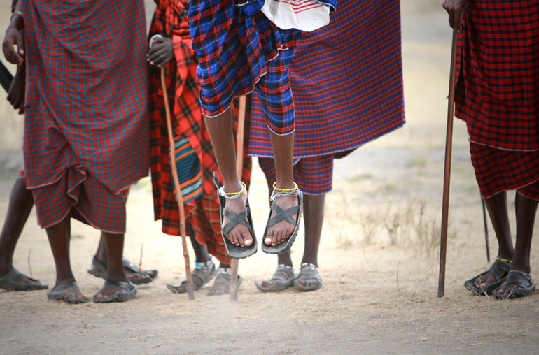 Walking with Masai African Travel Specialists Africa