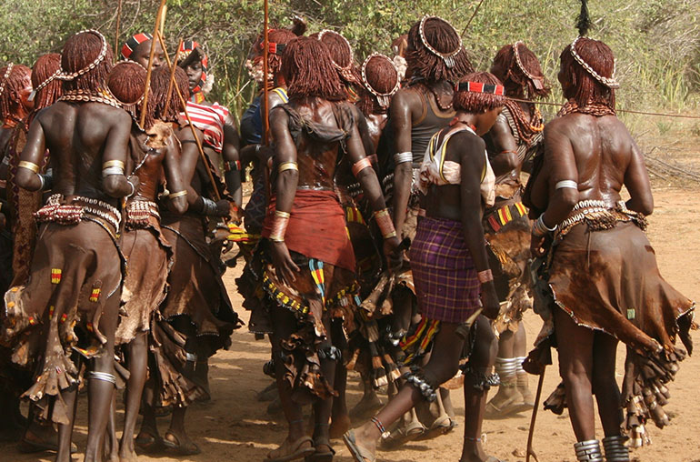 Best of Southern ethiopia Hamer Tribe Africa