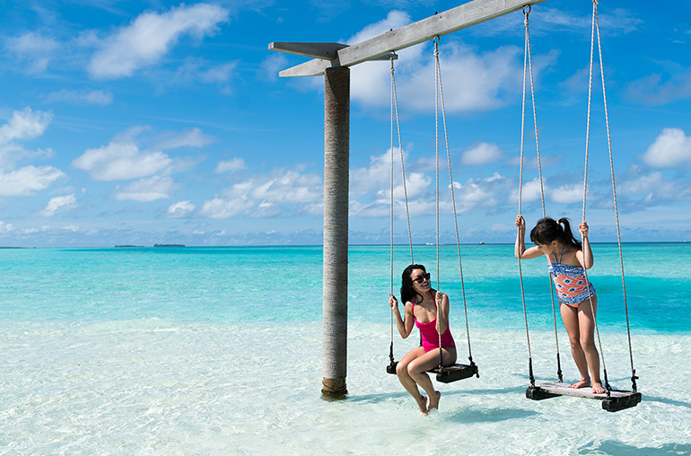 Anantara Dhigu Maldives Resort Maldives India Tours and Travel Specialist