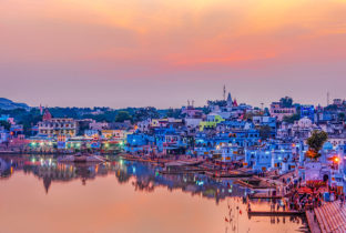 Pushkar India Rajasthan India Tours and Travel Specialists