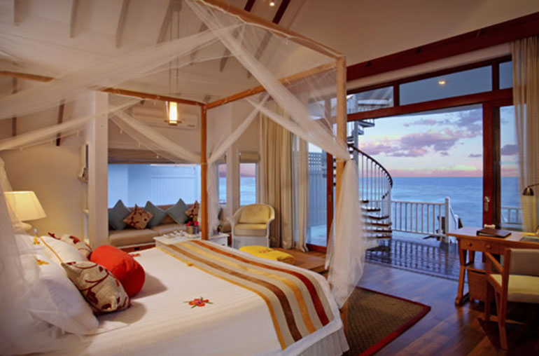 Centara Grand Island REsort Maldives India